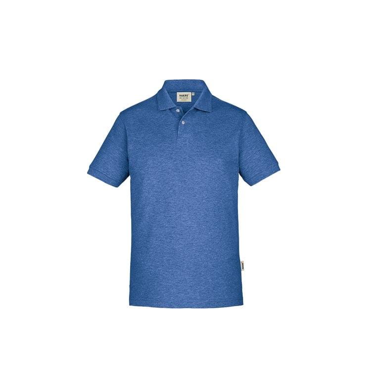 Męska koszulka polo z bawełny organicznej GOTS 831