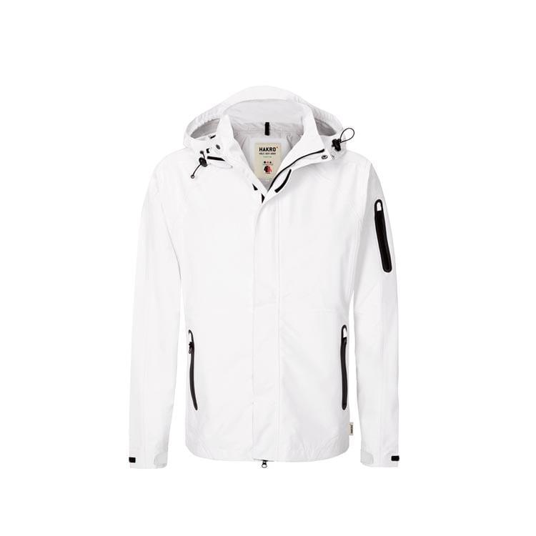 Kurtki - Męska kurtka funkcyjna Houston 850 - Hakro 850 - White - RAVEN - koszulki reklamowe z nadrukiem, odzież reklamowa i gastronomiczna