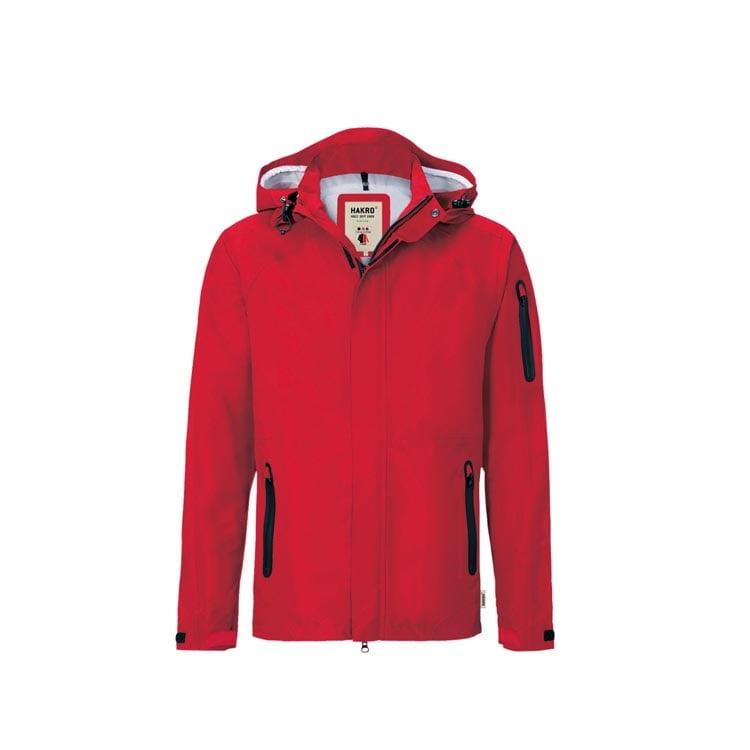Kurtki - Męska kurtka funkcyjna Houston 850 - Hakro 850 - Red - RAVEN - koszulki reklamowe z nadrukiem, odzież reklamowa i gastronomiczna