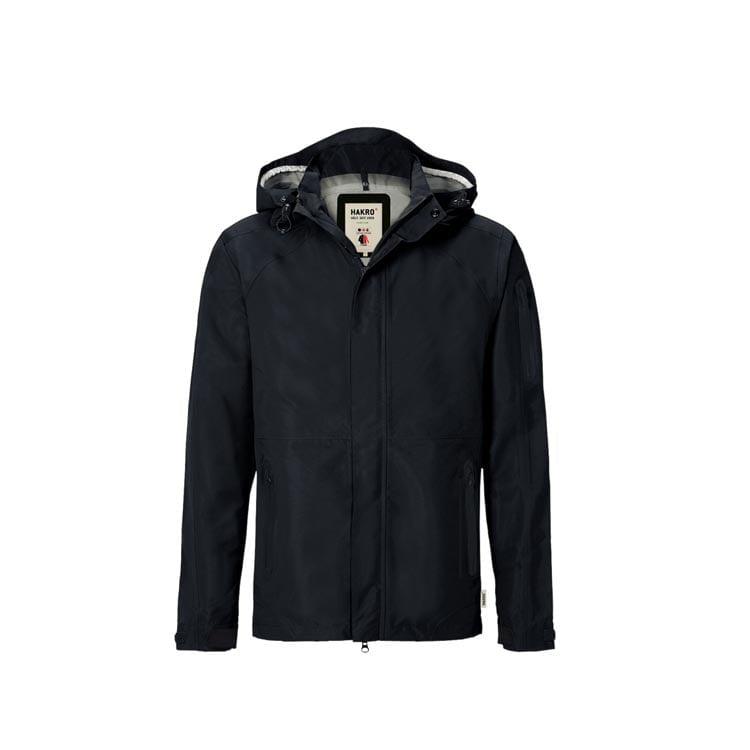 Kurtki - Męska kurtka funkcyjna Houston 850 - Hakro 850 - Black - RAVEN - koszulki reklamowe z nadrukiem, odzież reklamowa i gastronomiczna