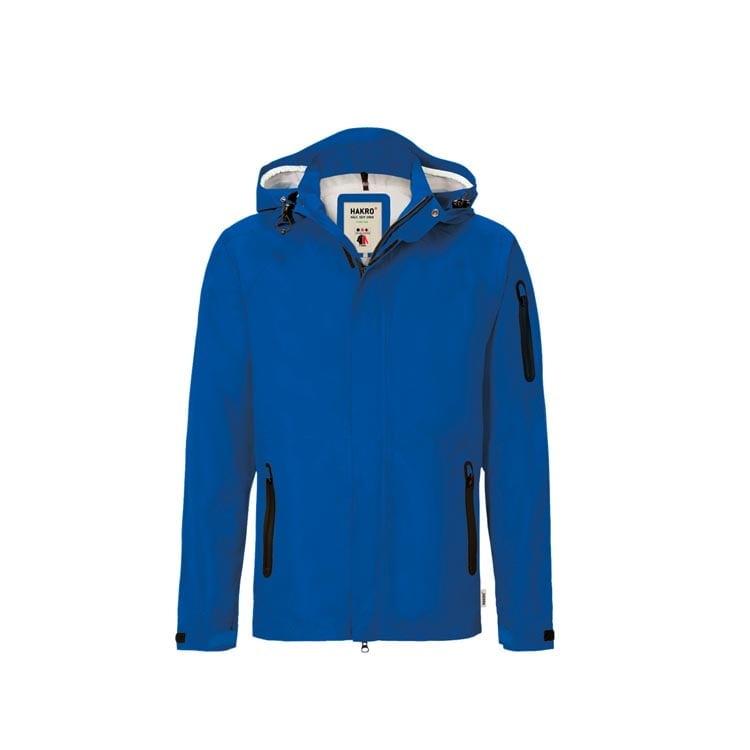 Kurtki - Męska kurtka funkcyjna Houston 850 - Hakro 850 - Royal Blue - RAVEN - koszulki reklamowe z nadrukiem, odzież reklamowa i gastronomiczna