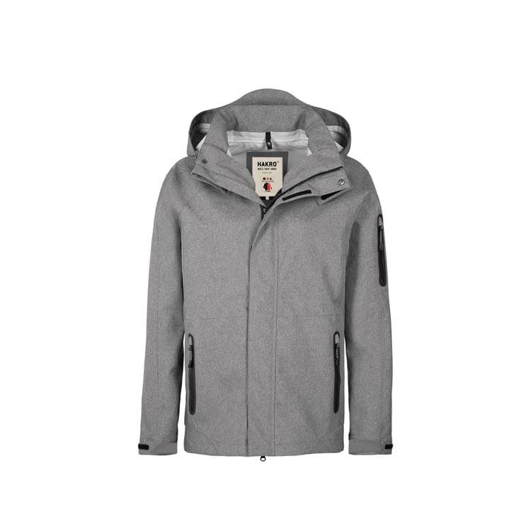 Kurtki - Męska kurtka funkcyjna Houston 850 - Hakro 850 - Mottled Dark Grey - RAVEN - koszulki reklamowe z nadrukiem, odzież reklamowa i gastronomiczna