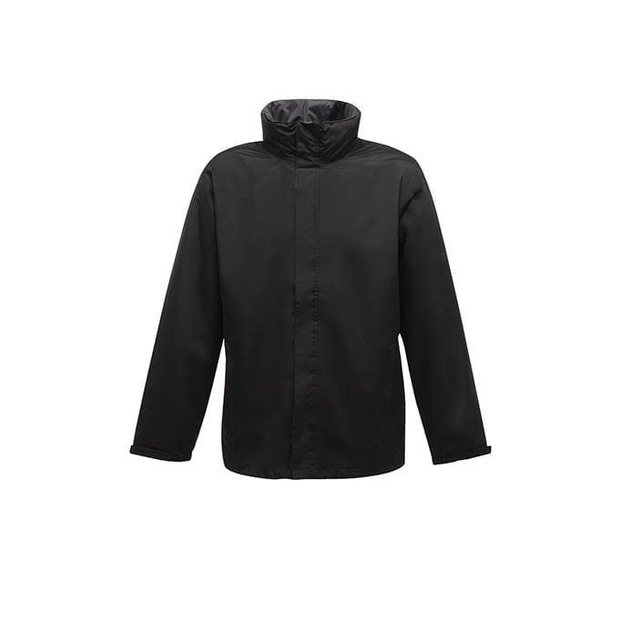 Kurtki - Ardmore Jacket - TRW461 - Black/Seal Grey - RAVEN - koszulki reklamowe z nadrukiem, odzież reklamowa i gastronomiczna