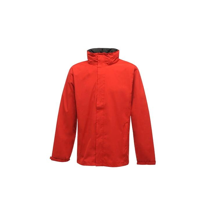 Kurtki - Ardmore Jacket - TRW461 - Classic Red/Black - RAVEN - koszulki reklamowe z nadrukiem, odzież reklamowa i gastronomiczna