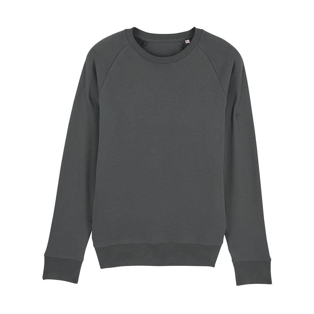 Bluzy - Męska Bluza Stanley Stroller - STSM567 - Anthracite - RAVEN - koszulki reklamowe z nadrukiem, odzież reklamowa i gastronomiczna