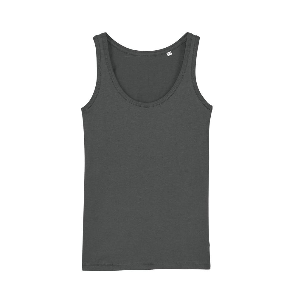 Koszulki T-Shirt - Damski Tank Top Stella Dreamer - STTW013 - Anthracite - RAVEN - koszulki reklamowe z nadrukiem, odzież reklamowa i gastronomiczna