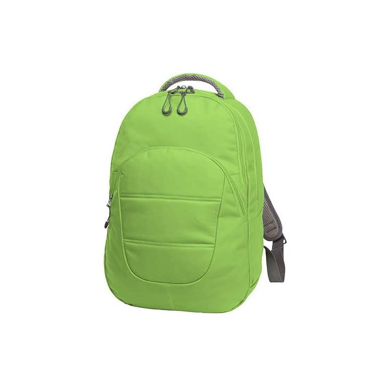 Torby i plecaki - Notebook-Backpack Campus - 1812213 - Apple Green - RAVEN - koszulki reklamowe z nadrukiem, odzież reklamowa i gastronomiczna