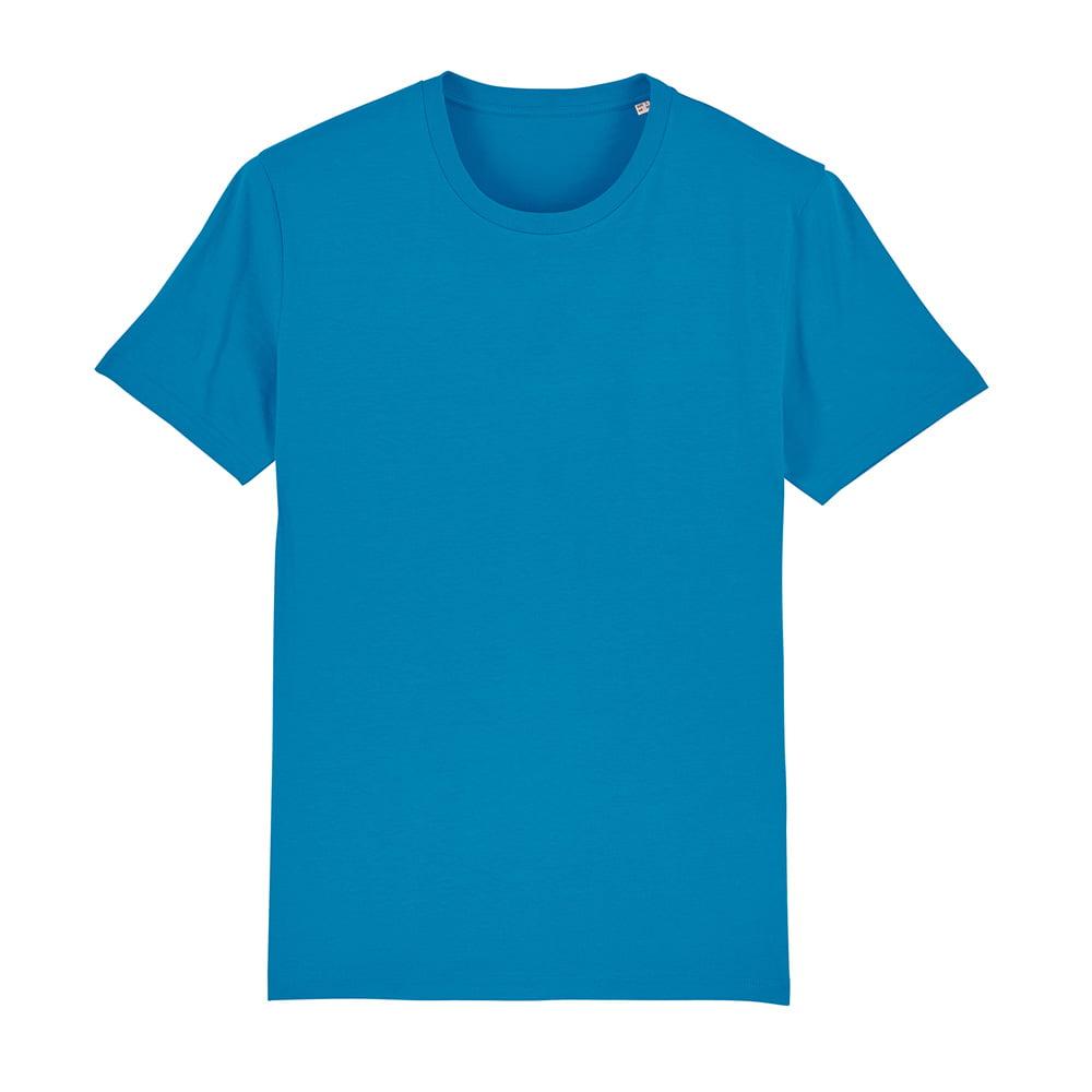 Koszulki T-Shirt - T-shirt unisex Creator - STTU755 - Azure - RAVEN - koszulki reklamowe z nadrukiem, odzież reklamowa i gastronomiczna
