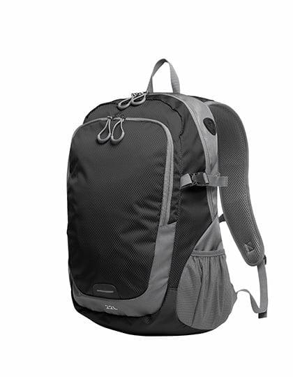 Torby i plecaki - Backpack Step L - 1813063 - Black - RAVEN - koszulki reklamowe z nadrukiem, odzież reklamowa i gastronomiczna