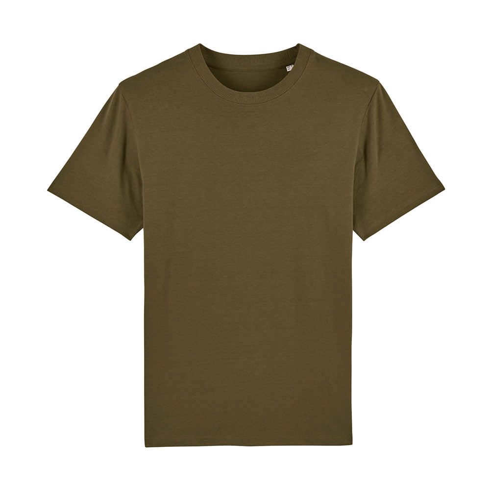 Koszulki T-Shirt - Męski T-shirt Stanley Sparker - STTM559 - British Khaki - RAVEN - koszulki reklamowe z nadrukiem, odzież reklamowa i gastronomiczna
