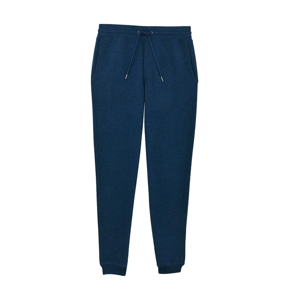 Spodnie - Męskie spodnie Stanley Steps - STBM519 - Black Heather Blue - RAVEN - koszulki reklamowe z nadrukiem, odzież reklamowa i gastronomiczna