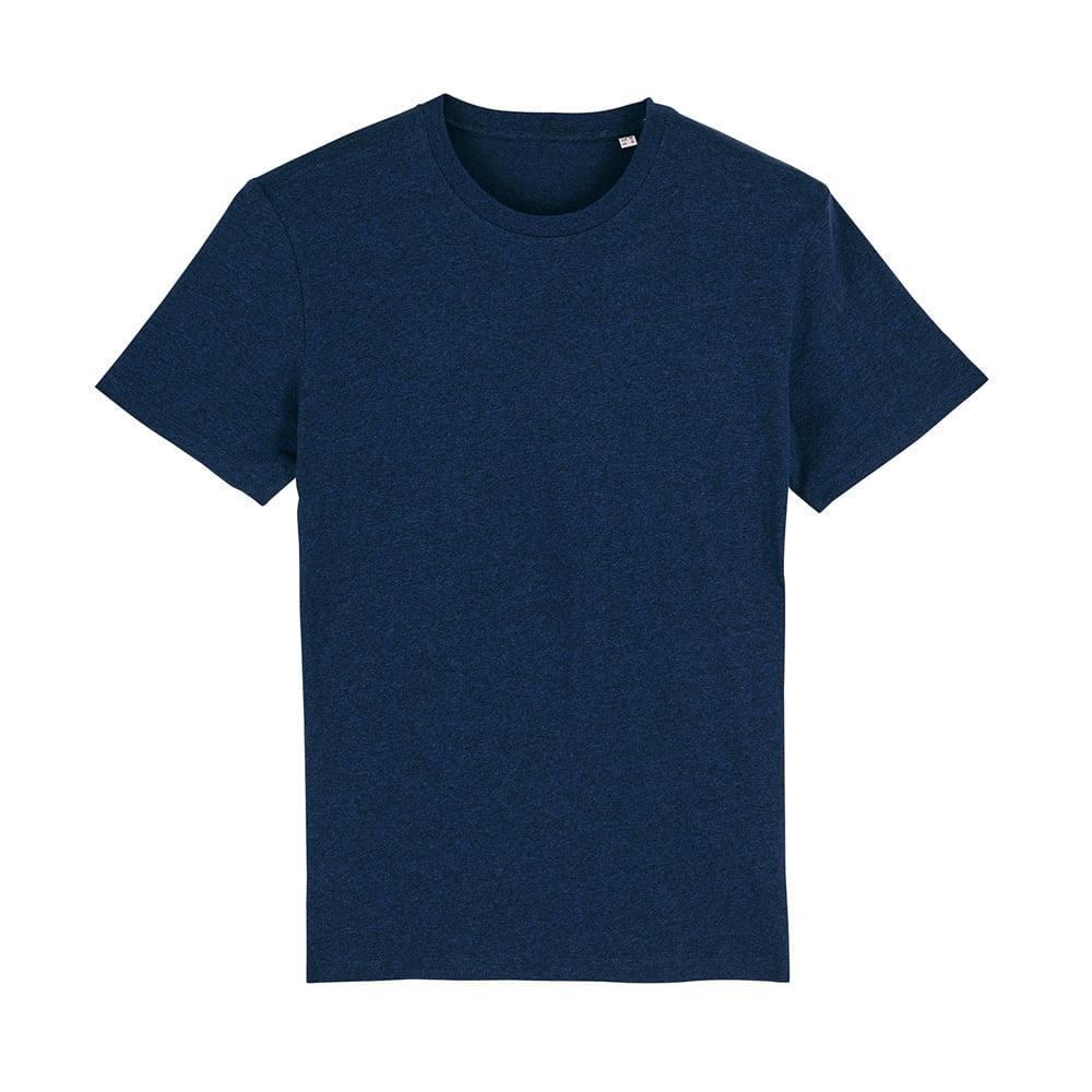 Koszulki T-Shirt - T-shirt unisex Creator - STTU755 - Black Heather Blue - RAVEN - koszulki reklamowe z nadrukiem, odzież reklamowa i gastronomiczna
