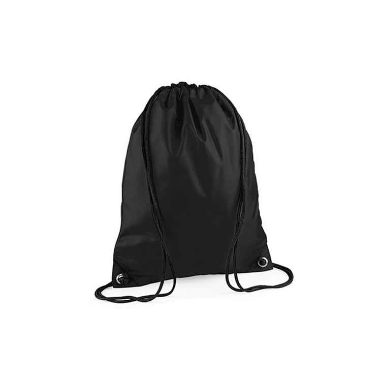 Torby i plecaki - Worek festiwalowy Premium - BG10 - Black/Black - RAVEN - koszulki reklamowe z nadrukiem, odzież reklamowa i gastronomiczna