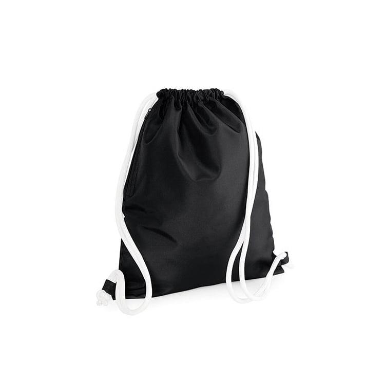 Torby i plecaki - Icon Gymsac - BG110 - Black - RAVEN - koszulki reklamowe z nadrukiem, odzież reklamowa i gastronomiczna