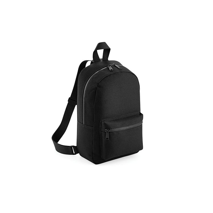 Torby i plecaki -  Zoom Mini Essential Fashion Backpack - BG153 - Black - RAVEN - koszulki reklamowe z nadrukiem, odzież reklamowa i gastronomiczna