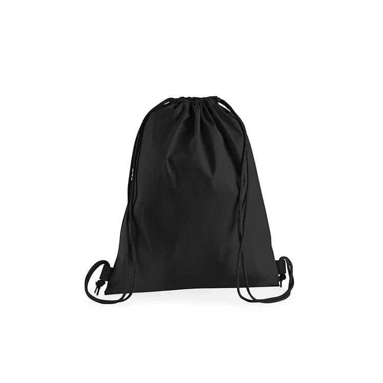 Torby i plecaki - Premium Cotton Gymsac - W210 - Black - RAVEN - koszulki reklamowe z nadrukiem, odzież reklamowa i gastronomiczna