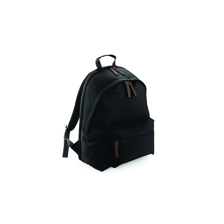 Torby i plecaki - Campus Laptop Backpack - BG265 - Black - RAVEN - koszulki reklamowe z nadrukiem, odzież reklamowa i gastronomiczna