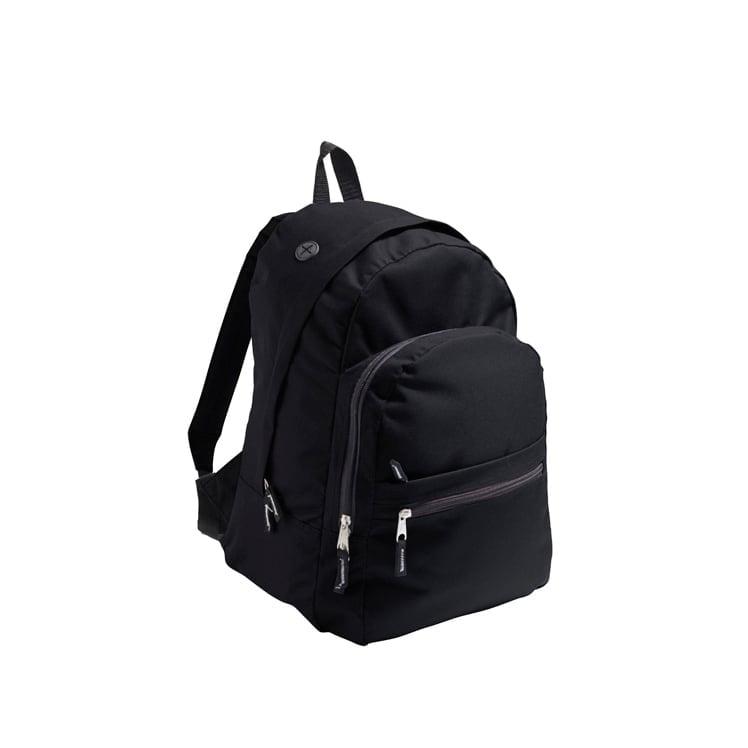 Torby i plecaki - Backpack Express - 70200 - Black - RAVEN - koszulki reklamowe z nadrukiem, odzież reklamowa i gastronomiczna