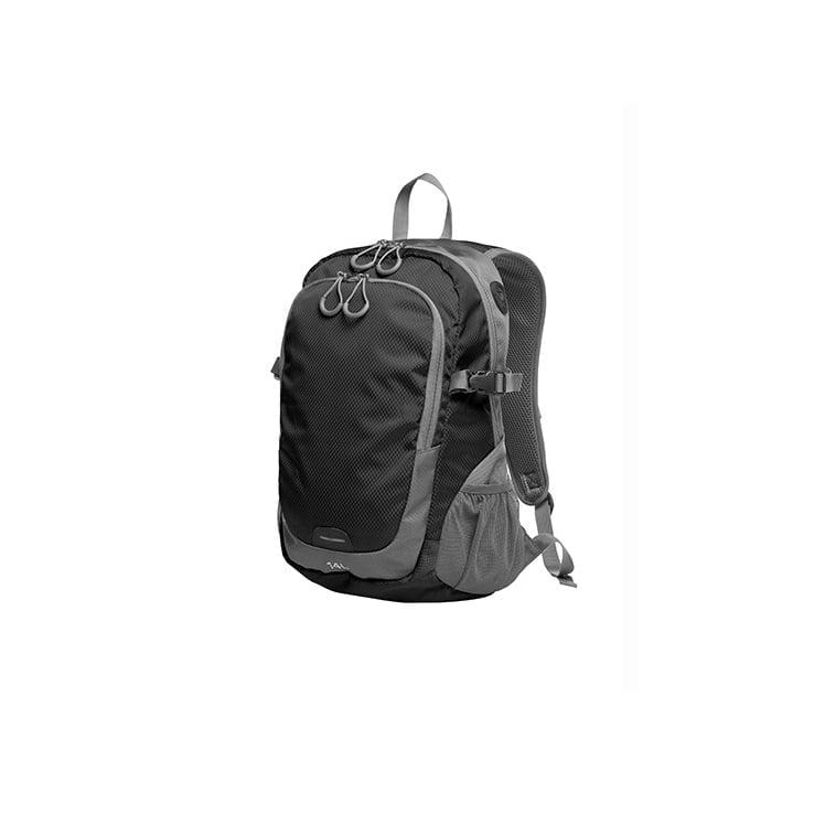 Torby i plecaki - Backpack Step M - 1813062 - Black - RAVEN - koszulki reklamowe z nadrukiem, odzież reklamowa i gastronomiczna