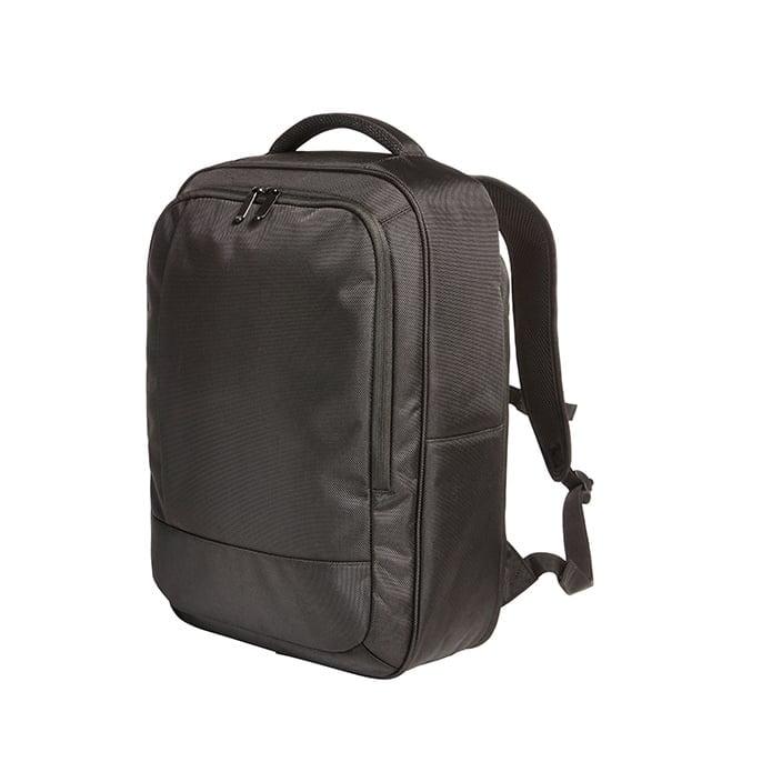 Torby i plecaki - Business Notebook Backpack Giant - 1814008 - Black - RAVEN - koszulki reklamowe z nadrukiem, odzież reklamowa i gastronomiczna