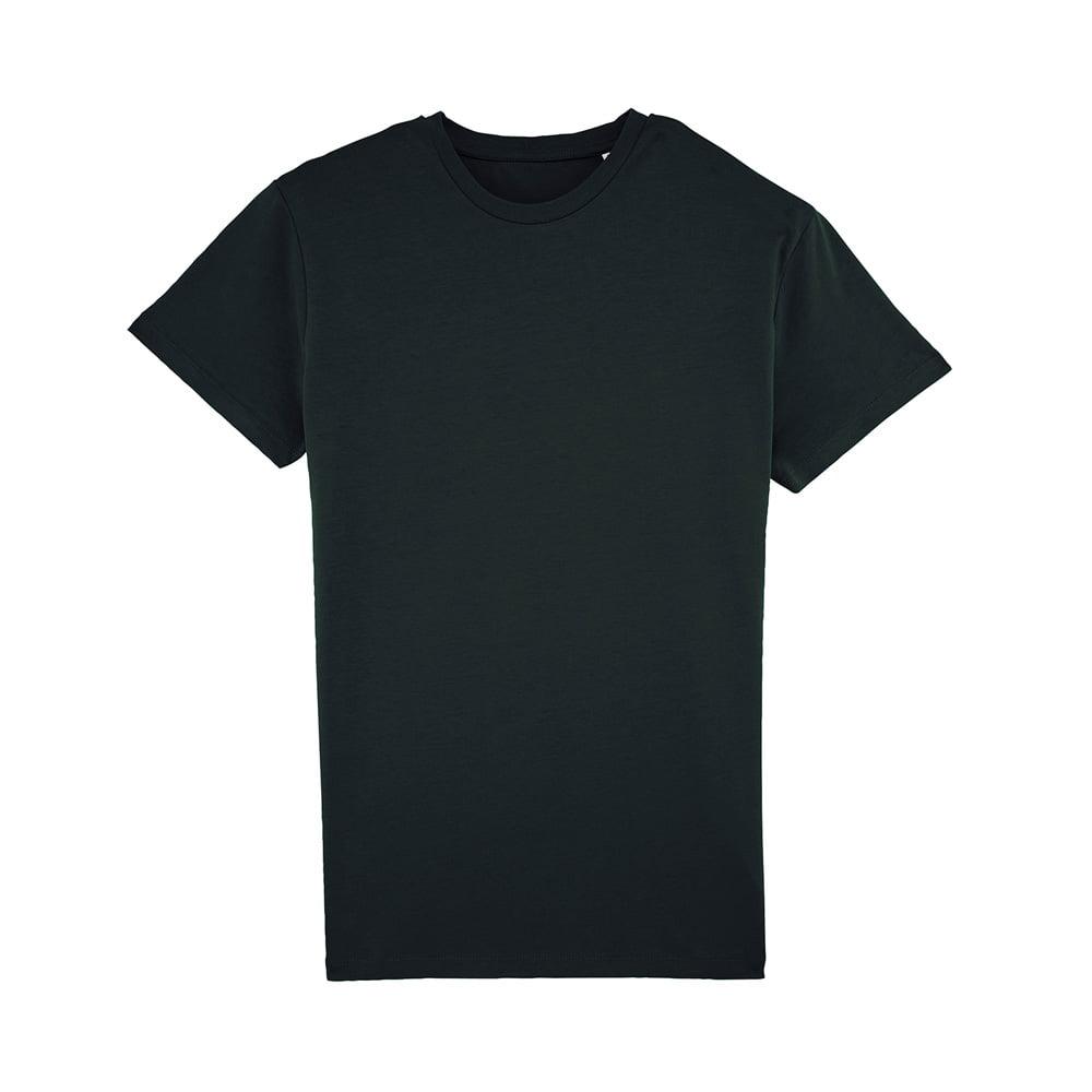 Koszulki T-Shirt - Męski T-shirt Stanley Feels - STTM501 - Black - RAVEN - koszulki reklamowe z nadrukiem, odzież reklamowa i gastronomiczna