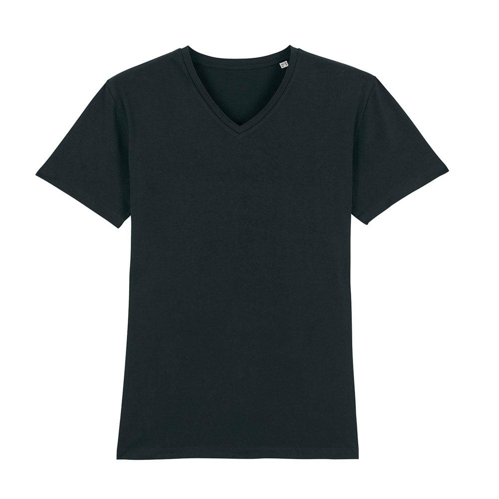 Koszulki T-Shirt - Męski T-shirt Stanley Presenter - STTM562 - Black - RAVEN - koszulki reklamowe z nadrukiem, odzież reklamowa i gastronomiczna