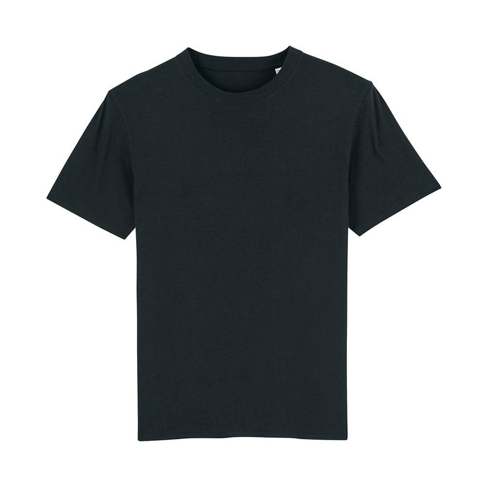 Koszulki T-Shirt - Męski T-shirt Stanley Sparker - STTM559 - Black - RAVEN - koszulki reklamowe z nadrukiem, odzież reklamowa i gastronomiczna