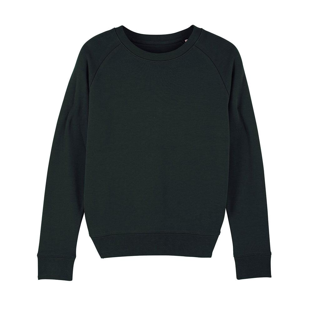 Bluzy - Damska Bluza Stella Tripster - STSW146 - Black - RAVEN - koszulki reklamowe z nadrukiem, odzież reklamowa i gastronomiczna