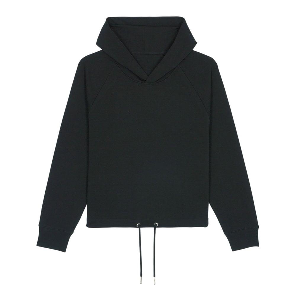 Bluzy - Damska Bluza Stella Bower - STSW132 - Black - RAVEN - koszulki reklamowe z nadrukiem, odzież reklamowa i gastronomiczna