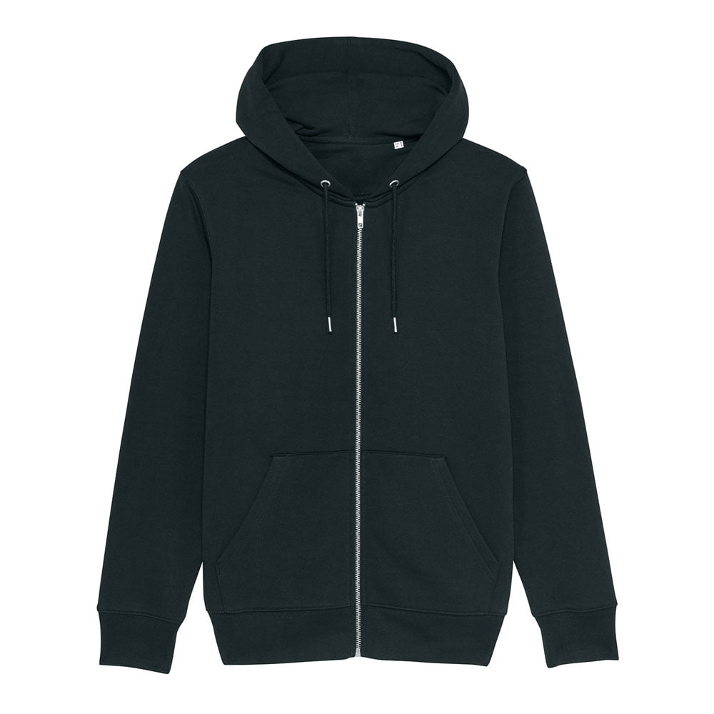 Bluzy - Męska Bluza Stanley Cultivator - STSM566 - Black - RAVEN - koszulki reklamowe z nadrukiem, odzież reklamowa i gastronomiczna