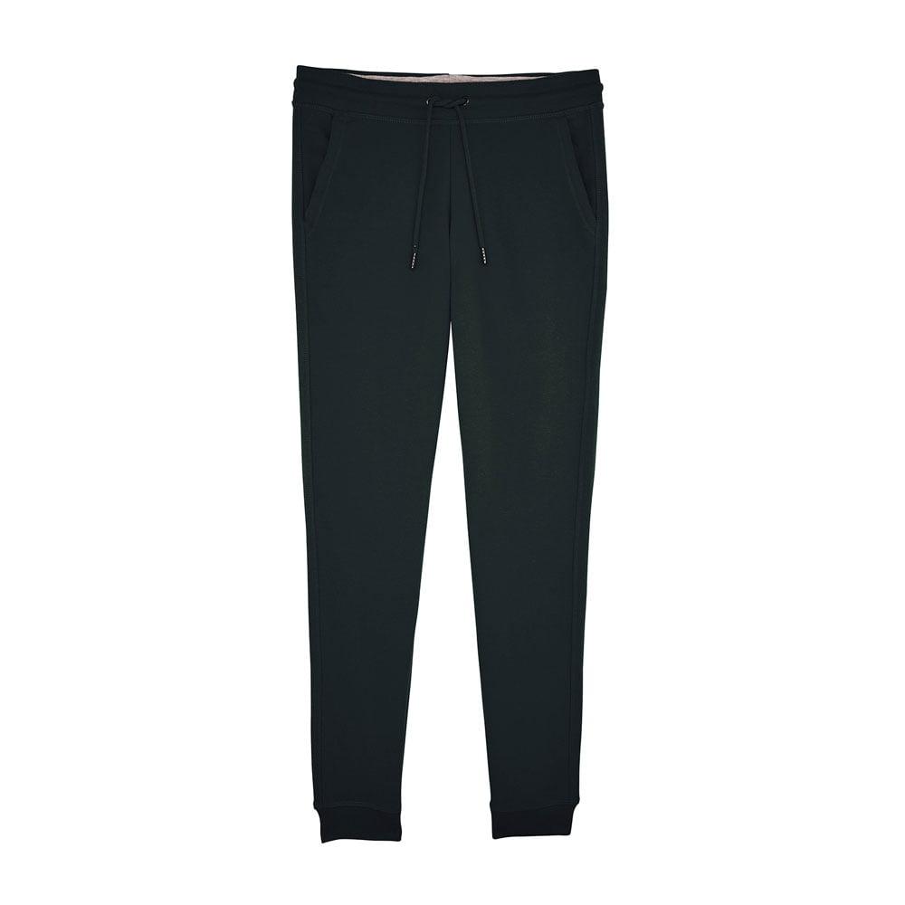 Spodnie - Damskie Spodnie Stella Traces - STBW129 - Black - RAVEN - koszulki reklamowe z nadrukiem, odzież reklamowa i gastronomiczna