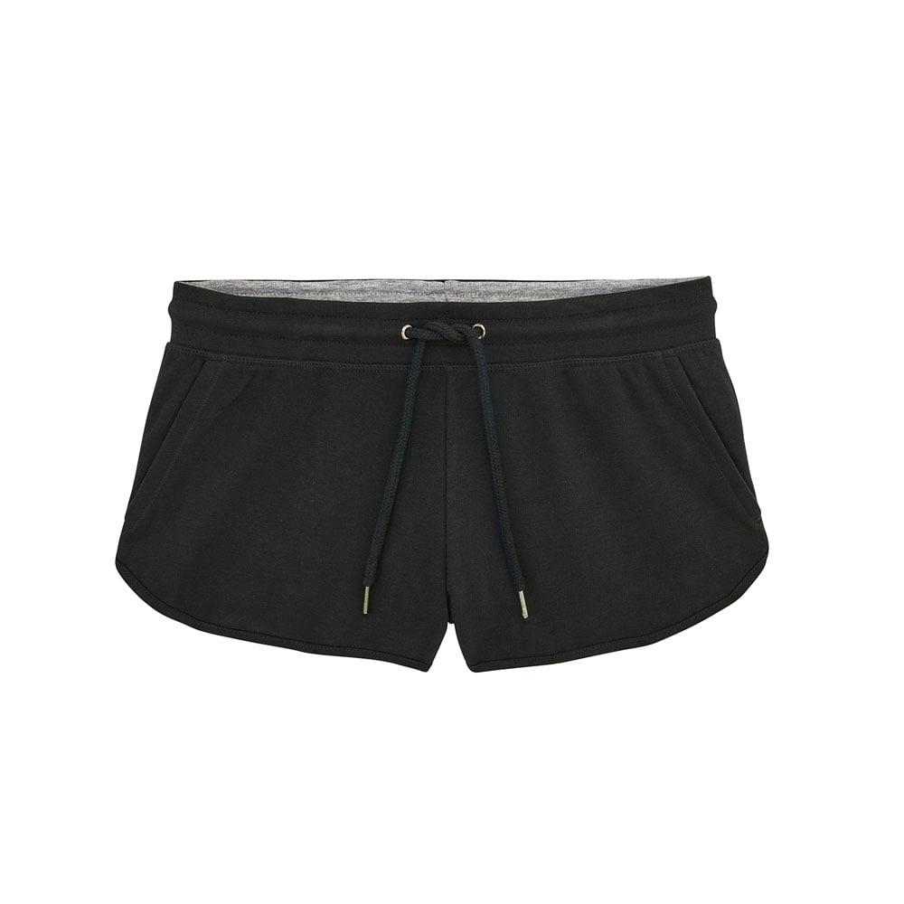 Spodnie - Damskie krótkie spodenki Stella Cuts - STBW130 - Black - RAVEN - koszulki reklamowe z nadrukiem, odzież reklamowa i gastronomiczna