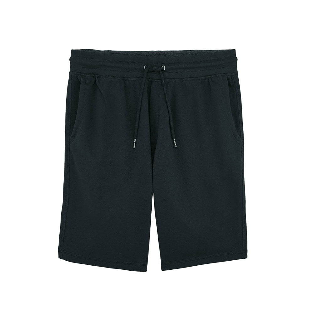 Spodnie - Męskie krótkie spodenki Stanley Shortens - STBM520 - Black - RAVEN - koszulki reklamowe z nadrukiem, odzież reklamowa i gastronomiczna