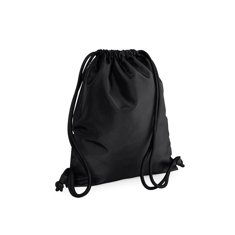 Torby i plecaki - Icon Gymsac - BG110 - Black/Black - RAVEN - koszulki reklamowe z nadrukiem, odzież reklamowa i gastronomiczna