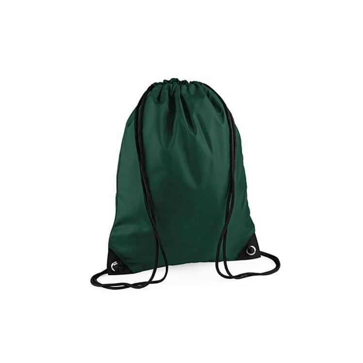Torby i plecaki - Worek festiwalowy Premium - BG10 - Bottle Green - RAVEN - koszulki reklamowe z nadrukiem, odzież reklamowa i gastronomiczna