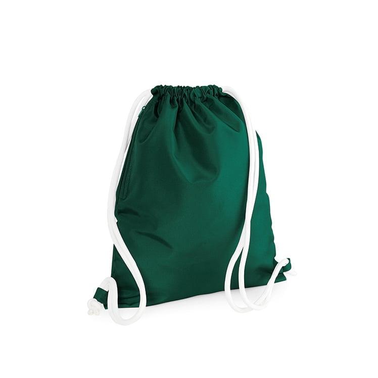 Torby i plecaki - Icon Gymsac - BG110 - Bottle Green - RAVEN - koszulki reklamowe z nadrukiem, odzież reklamowa i gastronomiczna