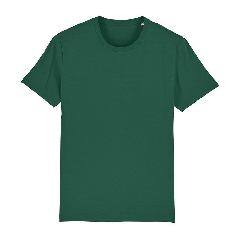 Koszulki T-Shirt - T-shirt unisex Creator - STTU755 - Bottle Green - RAVEN - koszulki reklamowe z nadrukiem, odzież reklamowa i gastronomiczna