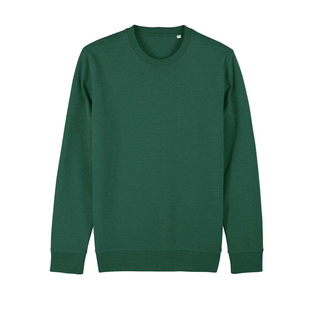 Bluzy - Bluza Unisex Changer - STSU823 - Bottle Green - RAVEN - koszulki reklamowe z nadrukiem, odzież reklamowa i gastronomiczna