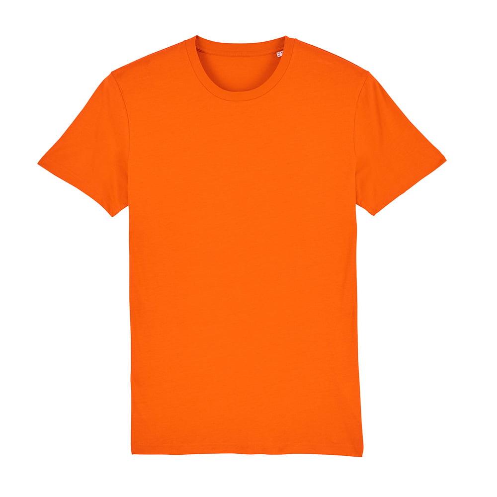 Koszulki T-Shirt - T-shirt unisex Creator - STTU755 - Bright Orange - RAVEN - koszulki reklamowe z nadrukiem, odzież reklamowa i gastronomiczna