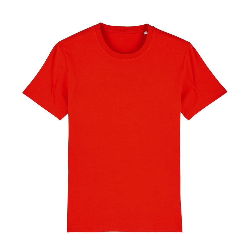 Koszulki T-Shirt - T-shirt unisex Creator - STTU755 - Bright Red - RAVEN - koszulki reklamowe z nadrukiem, odzież reklamowa i gastronomiczna