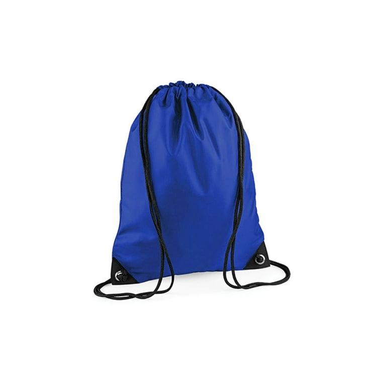 Torby i plecaki - Worek festiwalowy Premium - BG10 - Bright Royal - RAVEN - koszulki reklamowe z nadrukiem, odzież reklamowa i gastronomiczna