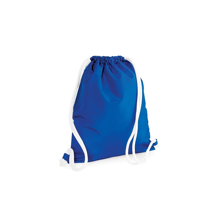 Torby i plecaki - Icon Gymsac - BG110 - Bright Royal - RAVEN - koszulki reklamowe z nadrukiem, odzież reklamowa i gastronomiczna
