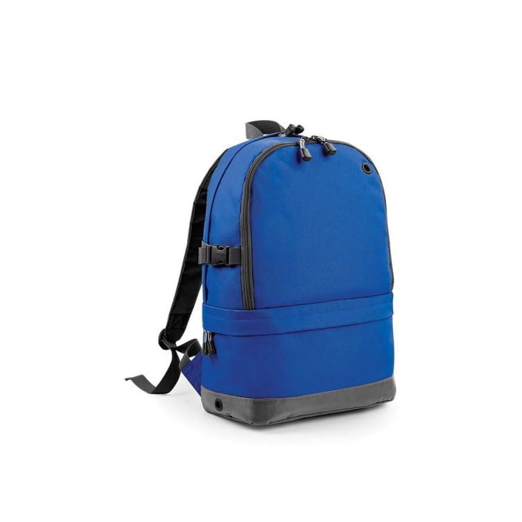 Torby i plecaki - Athleisure Pro Backpack - BG550 - Bright Royal - RAVEN - koszulki reklamowe z nadrukiem, odzież reklamowa i gastronomiczna
