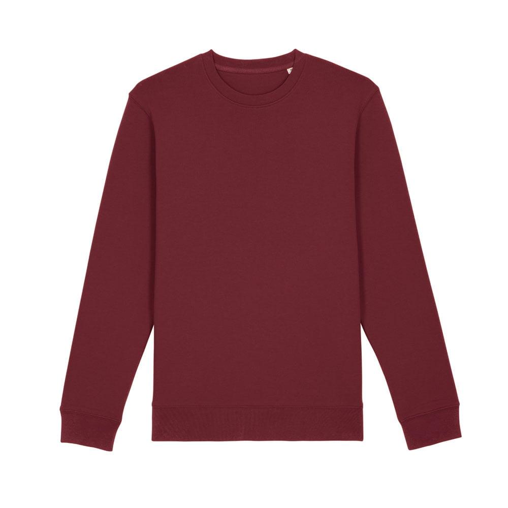 Bluzy - Bluza Unisex Changer - STSU823 - Burgundy - RAVEN - koszulki reklamowe z nadrukiem, odzież reklamowa i gastronomiczna