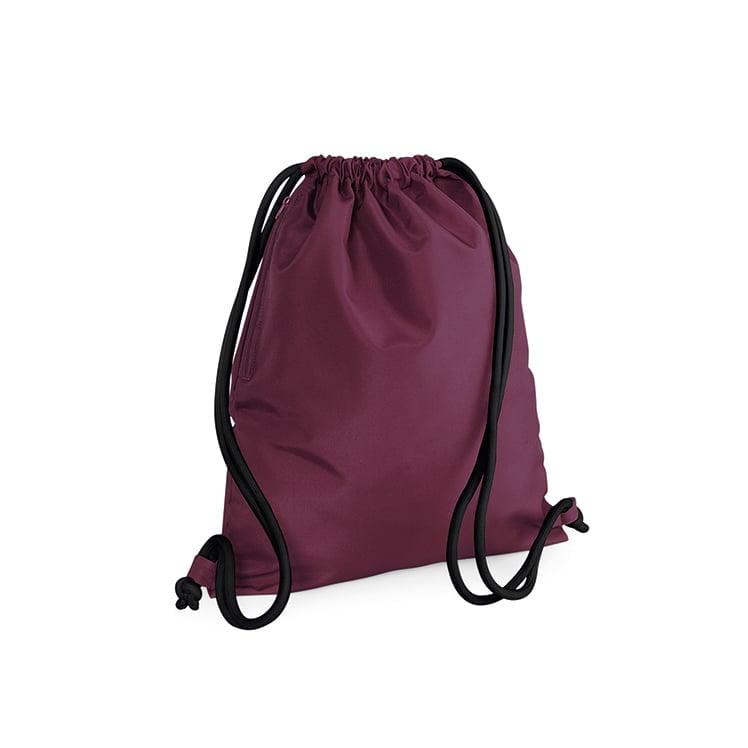 Torby i plecaki - Icon Gymsac - BG110 - Burgundy - RAVEN - koszulki reklamowe z nadrukiem, odzież reklamowa i gastronomiczna