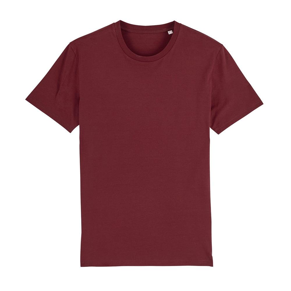 Koszulki T-Shirt - T-shirt unisex Creator - STTU755 - Burgundy - RAVEN - koszulki reklamowe z nadrukiem, odzież reklamowa i gastronomiczna