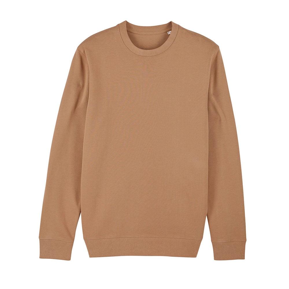Bluzy - Bluza Unisex Changer - STSU823 - Camel - RAVEN - koszulki reklamowe z nadrukiem, odzież reklamowa i gastronomiczna