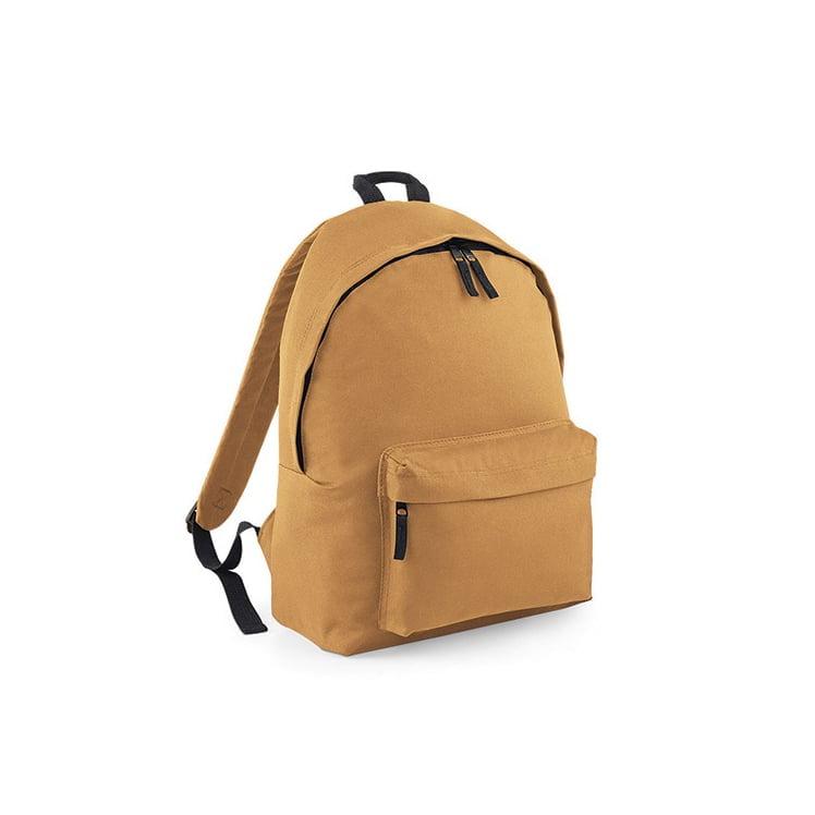 Torby i plecaki - Original Fashion Backpack - BG125 - Carmel - RAVEN - koszulki reklamowe z nadrukiem, odzież reklamowa i gastronomiczna