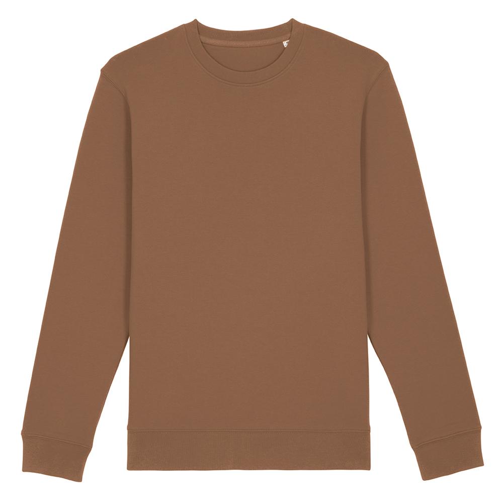 Bluzy - Bluza Unisex Changer - STSU823 - Caramel - RAVEN - koszulki reklamowe z nadrukiem, odzież reklamowa i gastronomiczna