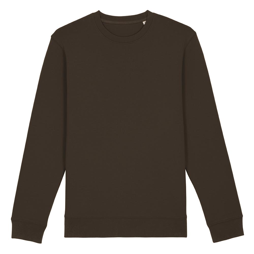 Bluzy - Bluza Unisex Changer - STSU823 - Deep chocolate - RAVEN - koszulki reklamowe z nadrukiem, odzież reklamowa i gastronomiczna